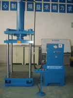 waste paper hydraulic press machine