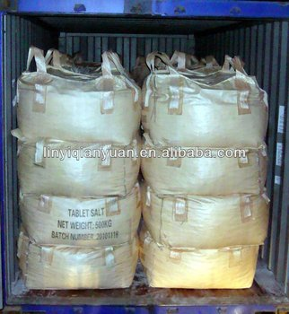 water softener salt (500kg/bag)
