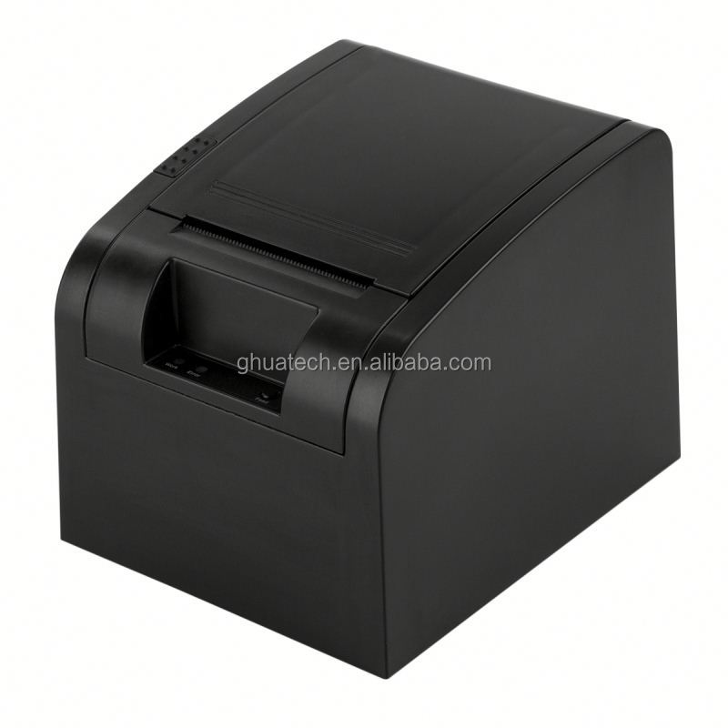 GH Portable thermal printer a5 GP800 with USB Port For Supermarket Restaurant and Retails Store