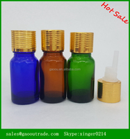 cosmetic empty anointing oil bottles 5ml essential oil bottle