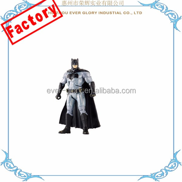 Ever Glory OEM Custom Made Action Figure Vinly Batman Figure