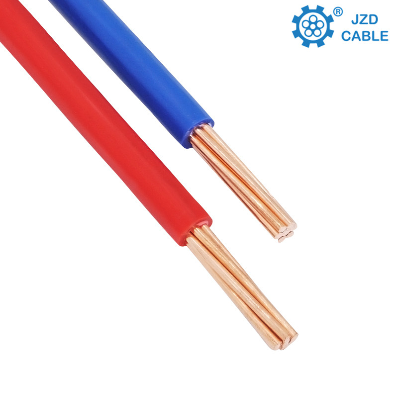 factory price single core copper core pvc insulated electrical <strong>wire</strong> prices