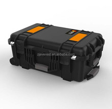 watertight rugged equipment cases with convoluted lid foam