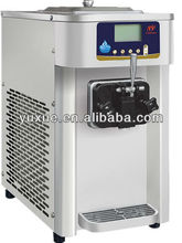 Table model RB1116A soft serve ice cream machine/CE/one flavor ice cream maker home use small commercial use
