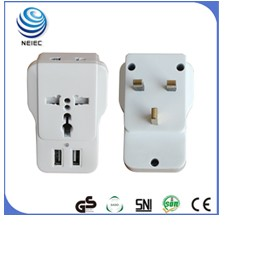 Metal Switch and Socket wire-drawing panel design