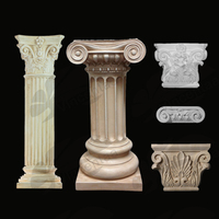 Professional cement pillar with low price
