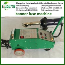 Vinyl banner plastic automatic banner pvc hot air welding machine for pond liner/sheet/geomembrane