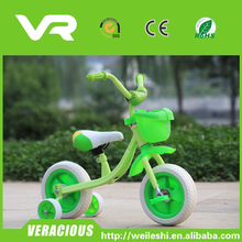 Hot sell 3 wheel kids pedal car / tricycle bike with CE certificate for wholesale
