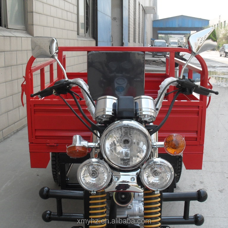three wheel cargo tricycle motorcycle(S-150)