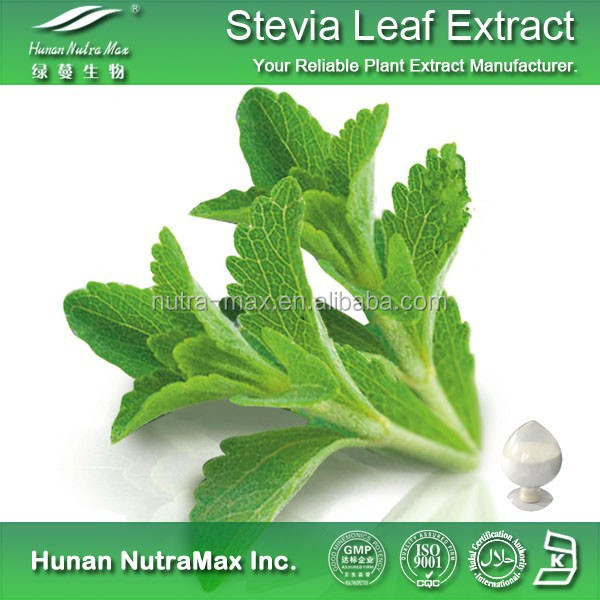 Total Steviol Glycosides 80% Bulk Pure Stevia Extract