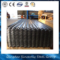 Professional fiber cement roofing sheet galvanized corrugated sheet metal