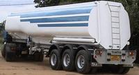 40 000 ltr Petroleum Fuel Tank Trailer