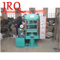Fully automatic machine for vulcanizer type rubber sole press/Rubber slipper making machine