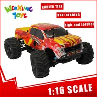 2015 top sale rc hobby china wholesale rc model car with High End Rubber Tires