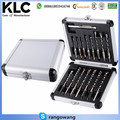 Cobalt Multi-Purpose 16 Piece Drill Set Kit & Aluminium Case