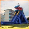 Giant chinese inflatable dragon slide for sale