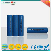 aa 1.5v battery alkaline rechargeable battery 12v light weight battery pack