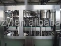 Aluminum beer cans beer filling machine, 1000-2000 cans per hour, 2 in 1 Small capacity