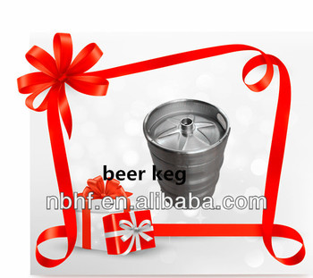 US 1/2 beer barrel 15.5gallon beer keg