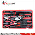 RIGHT TOOLS NEW SET RT-TSJ10 9 PCS HOUSEHOLD TOOL SET