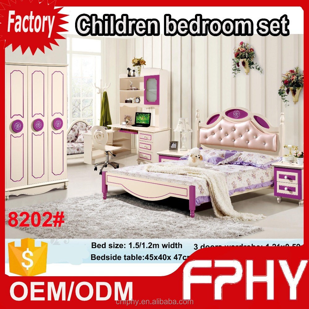 Factory supply 82 series MDF Bedroom Set reclaimed wood furniture india