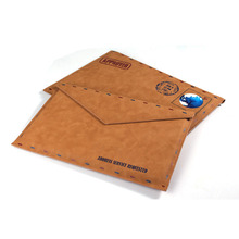 Retro Envelope Pattern Leather Bag Case For Macbook Air / Pro 11.6
