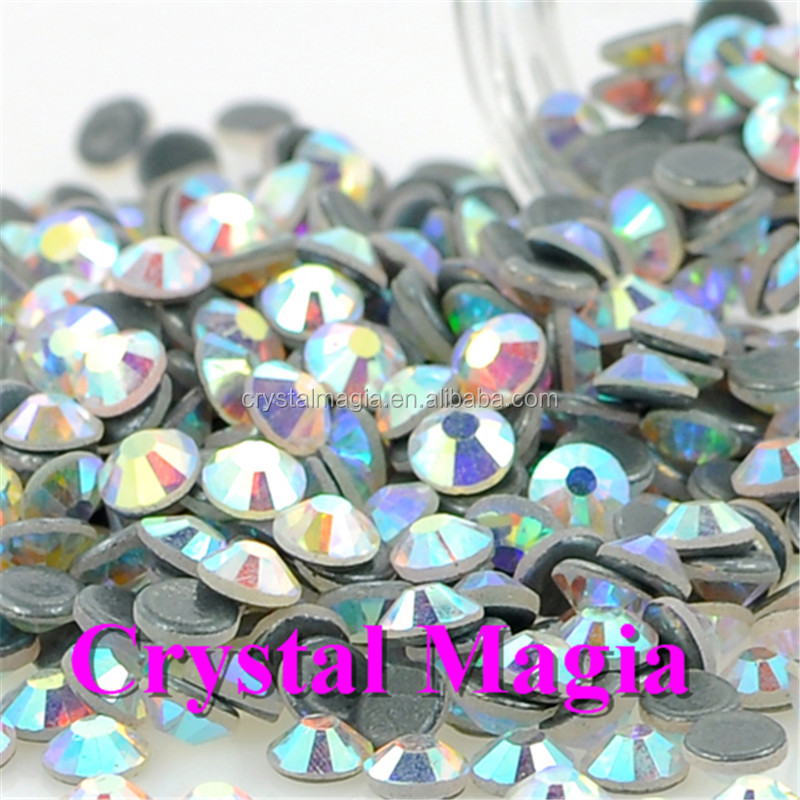 2017 Korean DMC rhinestones crystal ab ss20 Flat back strass on sale