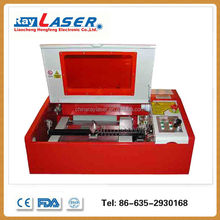 home fabric/clothing/stencil laser cutting machine