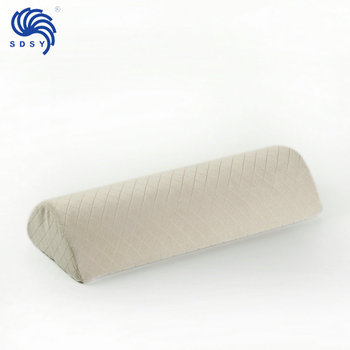 Custom design direct factory bolster pillow hotel