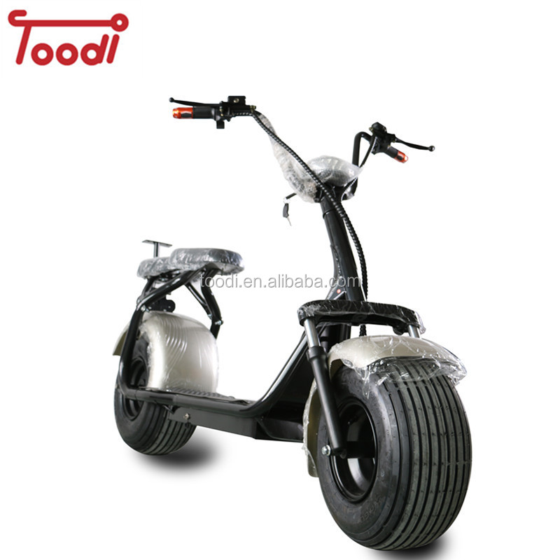 European warehouse 2 seat EEC speedway electric scooter for adults