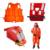 High quality SOLAS Marine Life Jacket/ Life Vest