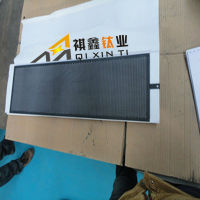 Ir-Ta Coated Titanium Anode for HHO