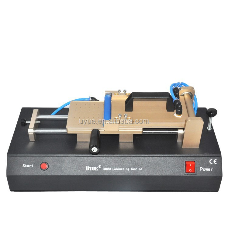manul OCA film laminating machine with built-in vacuum pump iPhone6/PLUS Samsung LCD Touch Screen Repair