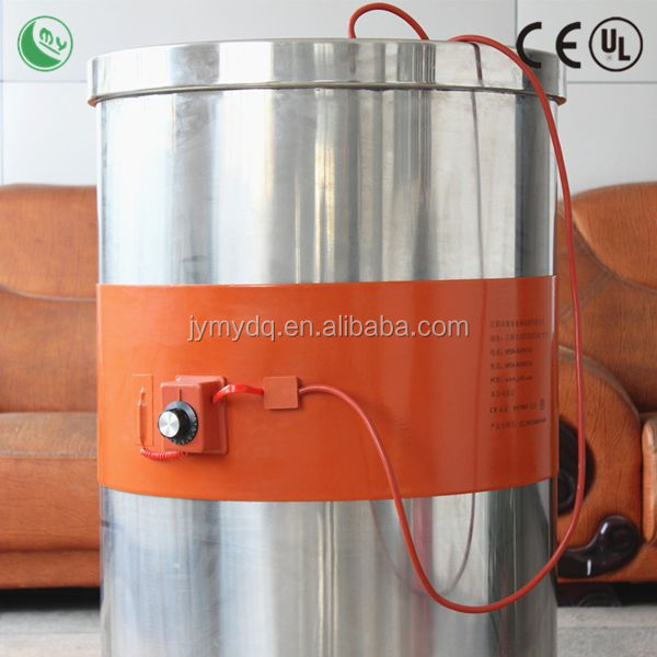 customized 200/20L oil drum heater temperature controller 0~250 degree Dust collector hopper