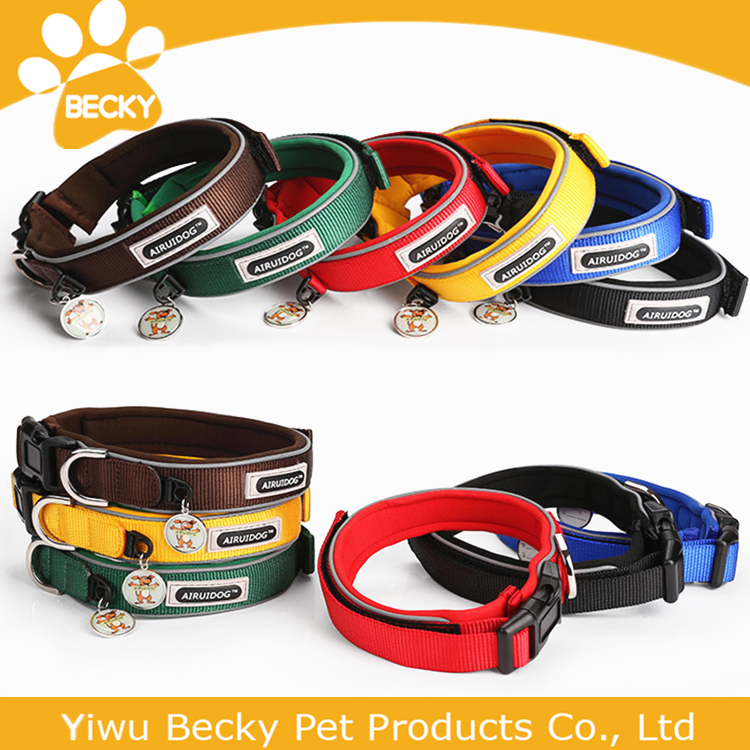 Wholesale Dog Collar Velcro Pet Product Dog Training Shock Collar