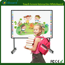 School suppliers multi touch screen interactive whiteboard magnetic dry erase white board