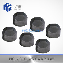 Original manufacturer Tungsten carbide anvil from Zhuzhou Hongtong