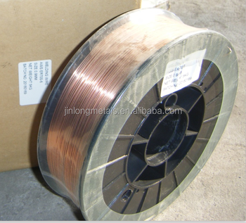 ER70S-6 copper coated Welding wire/CO2 Welding Wire ER70S-6