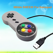 2017 Best price of 8Bitdo SNES30 Pro Gamepad gamepad 2.4g OEM Joystick & game control