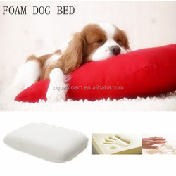 Low price memory foam dog bed