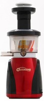 Slow speed masticating and pressing Juicer