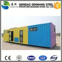 Cheap mobile movable container house