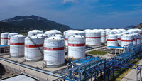 Engineers available to service machinery overseas diesel crude oil storage tank manufacturer