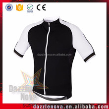 China Design Cheap Blank Cycling Jersey