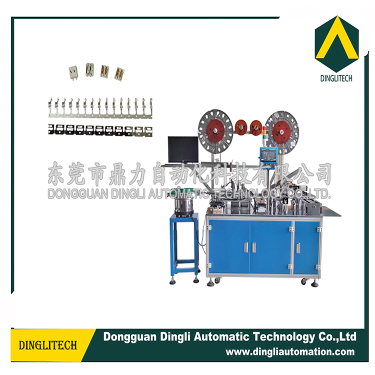 Automatic Mounting Terminal Block Assembling Machine