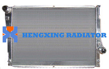 2 ROWS/2 CORES FOR BMW E46 ALUMINUM RACING RADIATOR