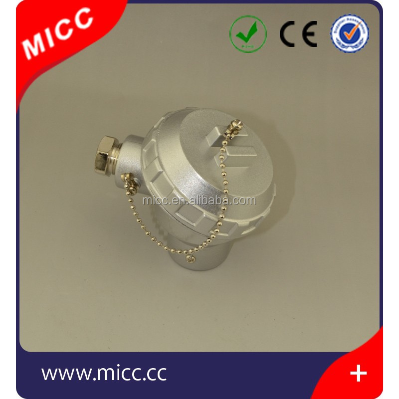 MICC IP65 KD thermocouple head with screw 3PC 160g