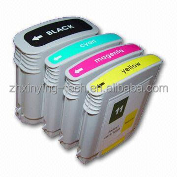 For Hp Designjet 111 For Hp 11 For Hp 82 Refill Ink Cartridges