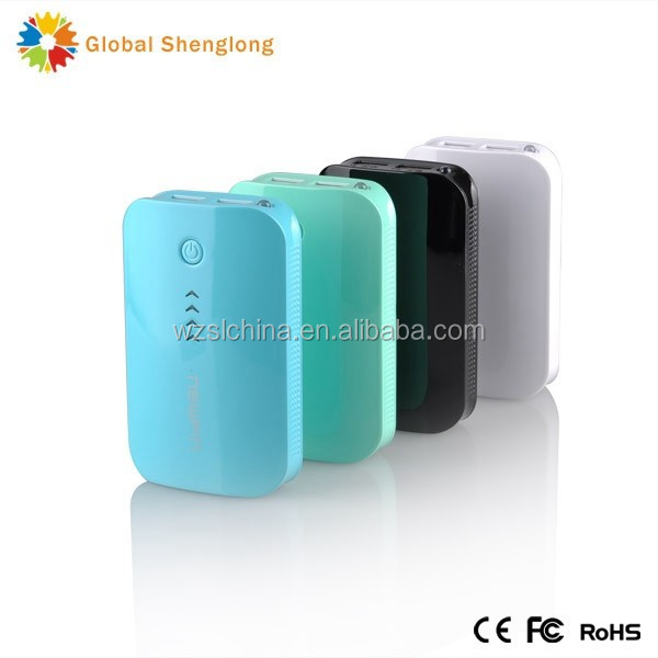 High quality power bank maker 6000mah best selling mobille power bank for cellphones