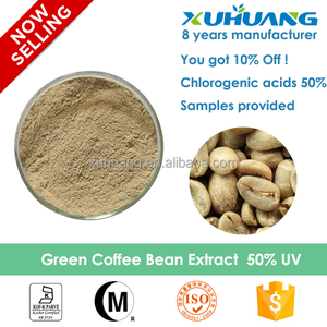 Top quality offee bean extrac/green coffee bean extract capsules